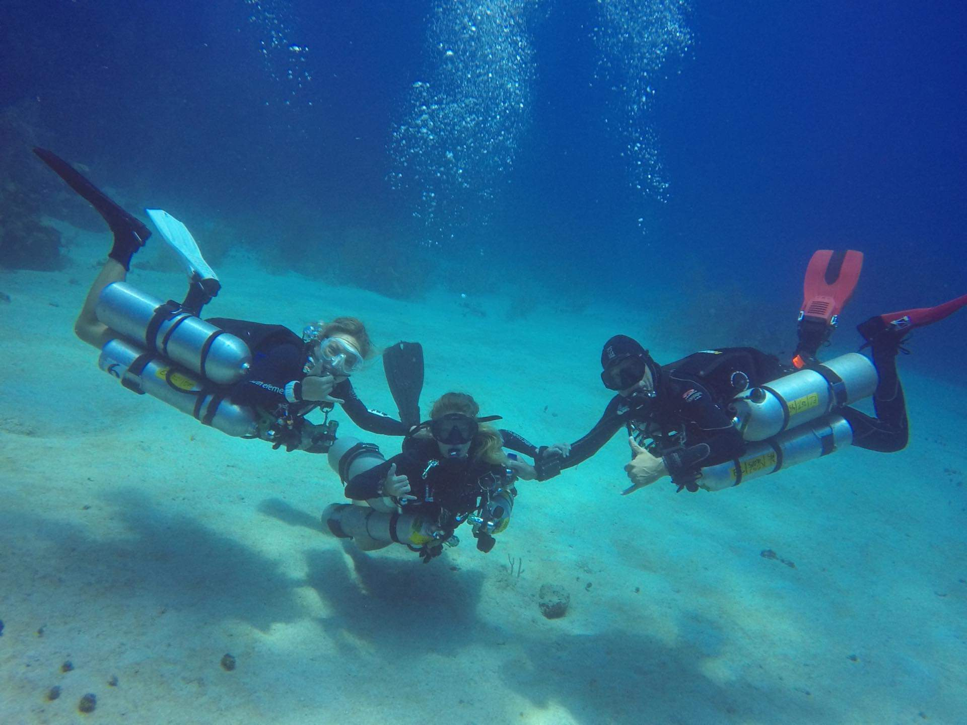 Starting out in Tec Diving
